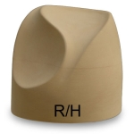 hat blocks australia Double Hollow Teardrop RH Crown