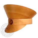 hat blocks australia Military Style Officer's Hat side