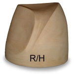 hat blocks australia Teardrop 2 RH Crown