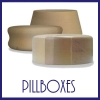 hat block design Pillbox icon